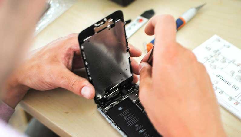 Réparation iphone de qualité