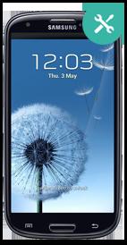 Réparer Samsung Galaxy S3 écran cassé