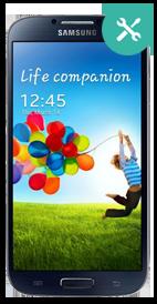 Réparer Samsung Galaxy S4 écran cassé