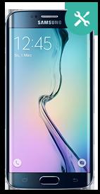 Réparer Samsung Galaxy S6 edge écran cassé