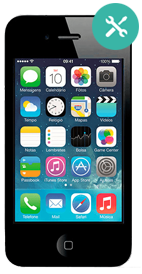 Réparer iPhone 4s écran cassé