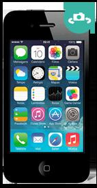 Réparer iPhone 4s caméra avant