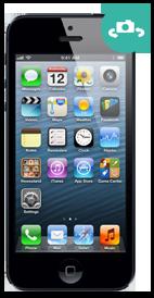 Réparer iPhone 5 caméra avant