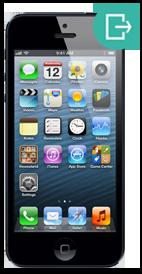 Réparer iPhone 5 vitre arriere