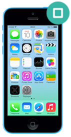 Réparer iPhone 5c bouton home