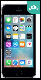 Réparer iPhone 5s caméra avant