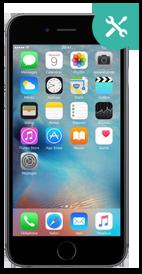 Réparer iPhone 6s écran cassé