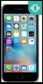 Réparer iPhone 6s vibreur