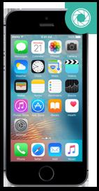 Réparer iPhone SE caméra arriere