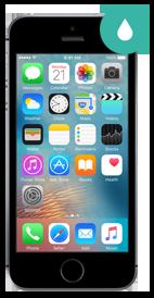 iPhone SE désoxydation