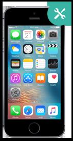 Réparer iPhone SE écran cassé