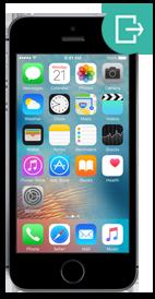 Réparer iPhone SE vitre arriere