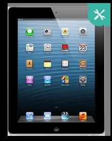 iPad 2 3 4 vitre réparation