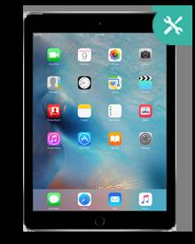 iPad Air vitre réparation