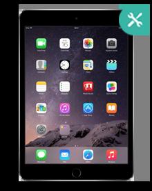 iPad mini vitre réparation