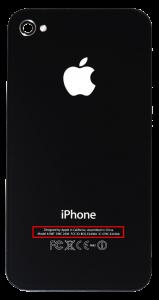 identifier iphone