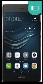 Réparer-Huawei-P9-Lite-batterie