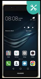 Réparation-Huawei-P9-écran