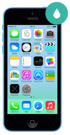 iPhone 5c désoxydation
